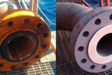 flanges refurbishment