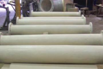 riser pipes